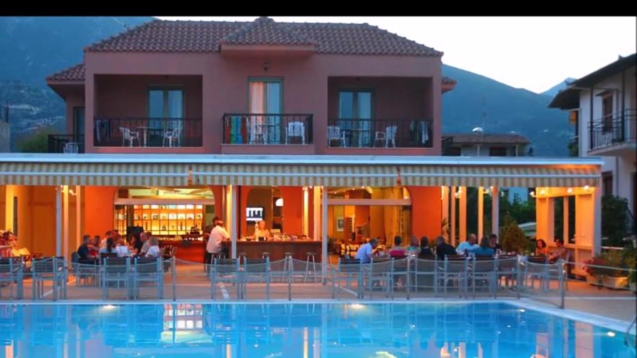 Athos Hotel, Lefkada, Grecia