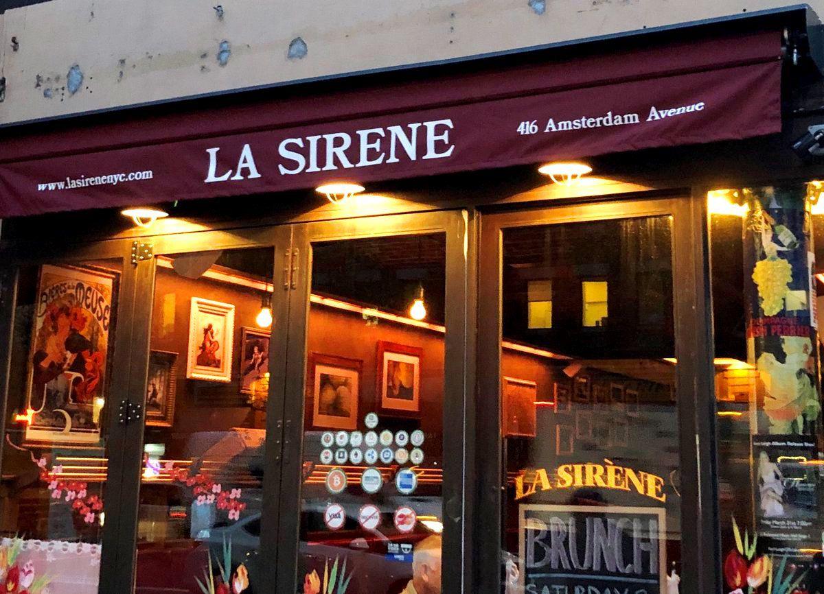 La Sirene -restaurante recomandate din Amsterdam