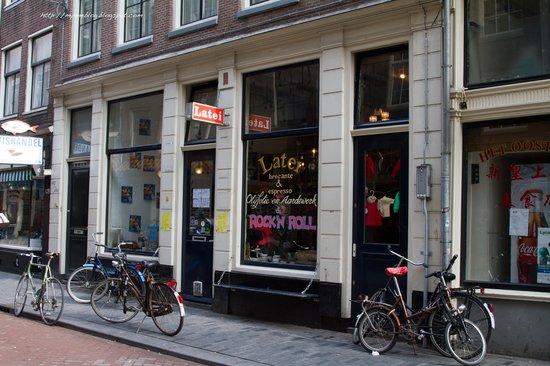 Latei - restaurante recomandate din Amsterdam