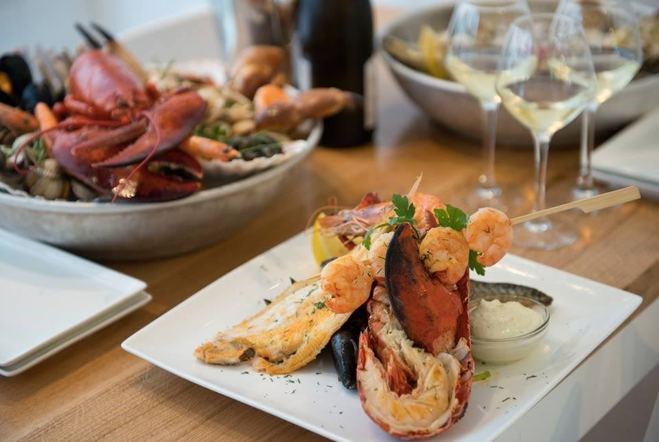 The Seafood Bar - restaurant recomandat din Amsterdam