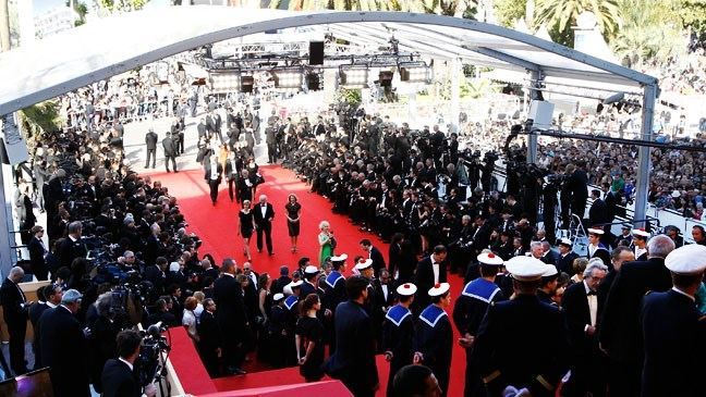 "CANNES, FRANCE - MAY 16: A general view of atmosphere at the opening ceremony and ""Moonrise Kingdom"" premiere during the 65th Annual Cannes Film Festival at Palais des Festivals on May 16, 2012 in Cannes, France. (Photo by Andreas Rentz/Getty Images)"