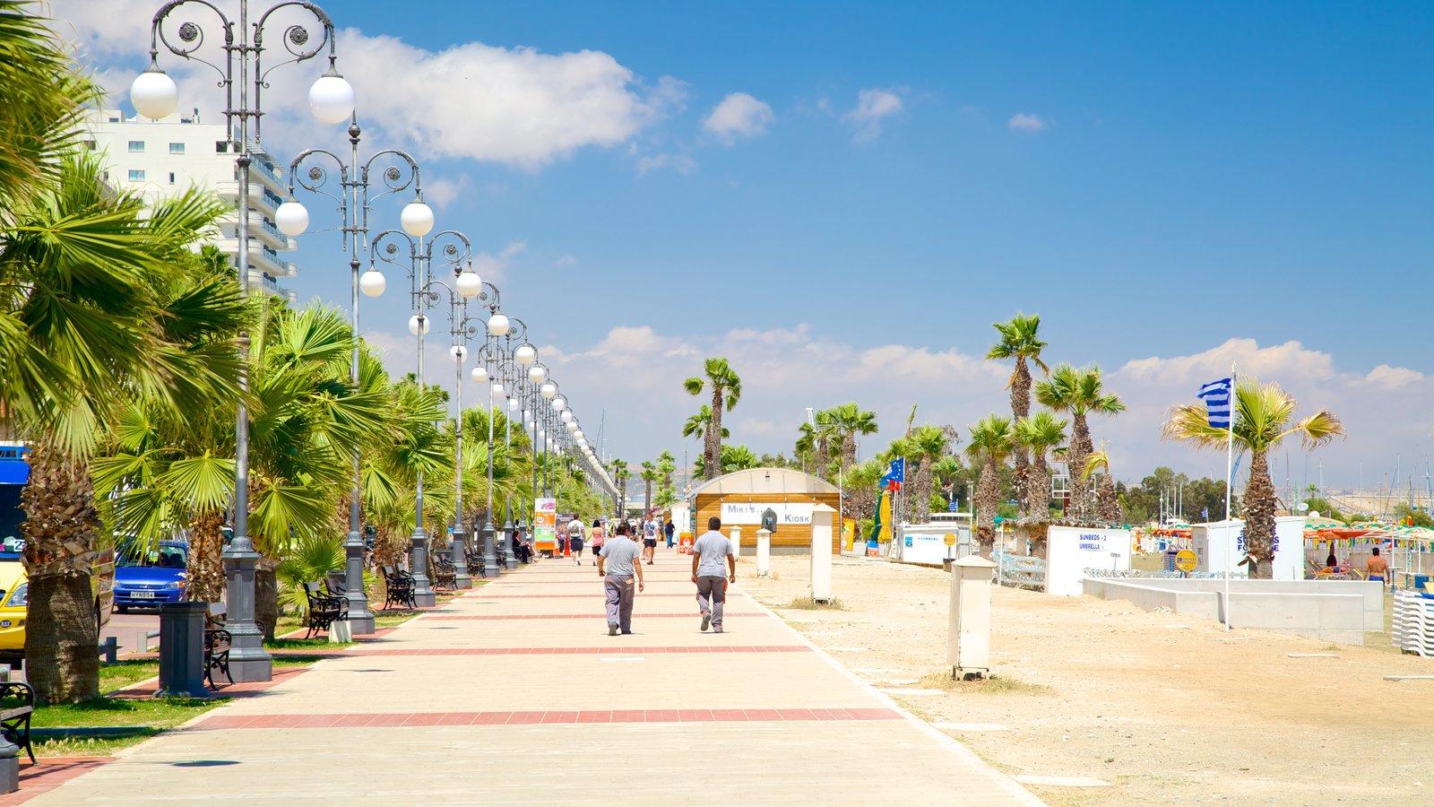 sejur cipru larnaca - finikoudes beach