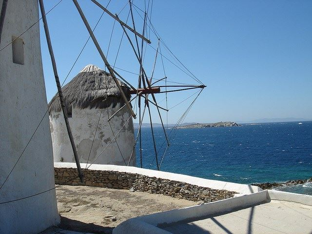 vacanță în Mykonos