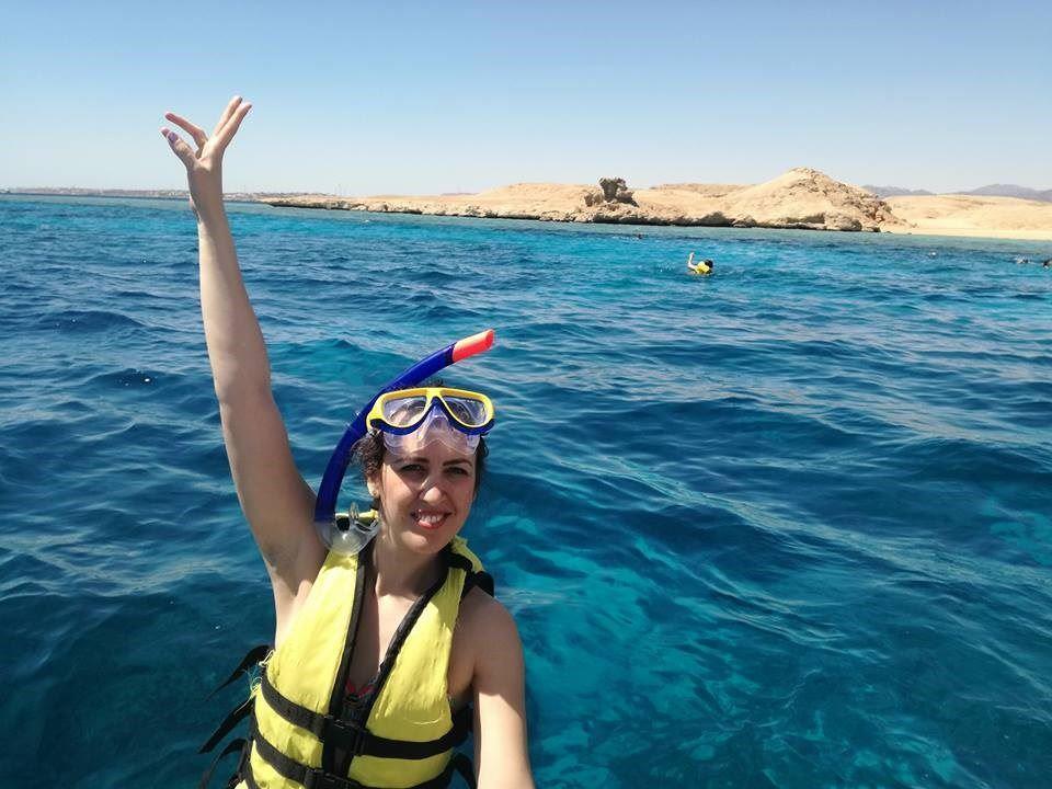Vacanță în Egipt, ANCAPAVEL.RO