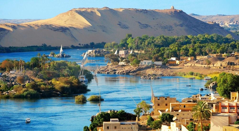 excursie pe Nil în Egipt