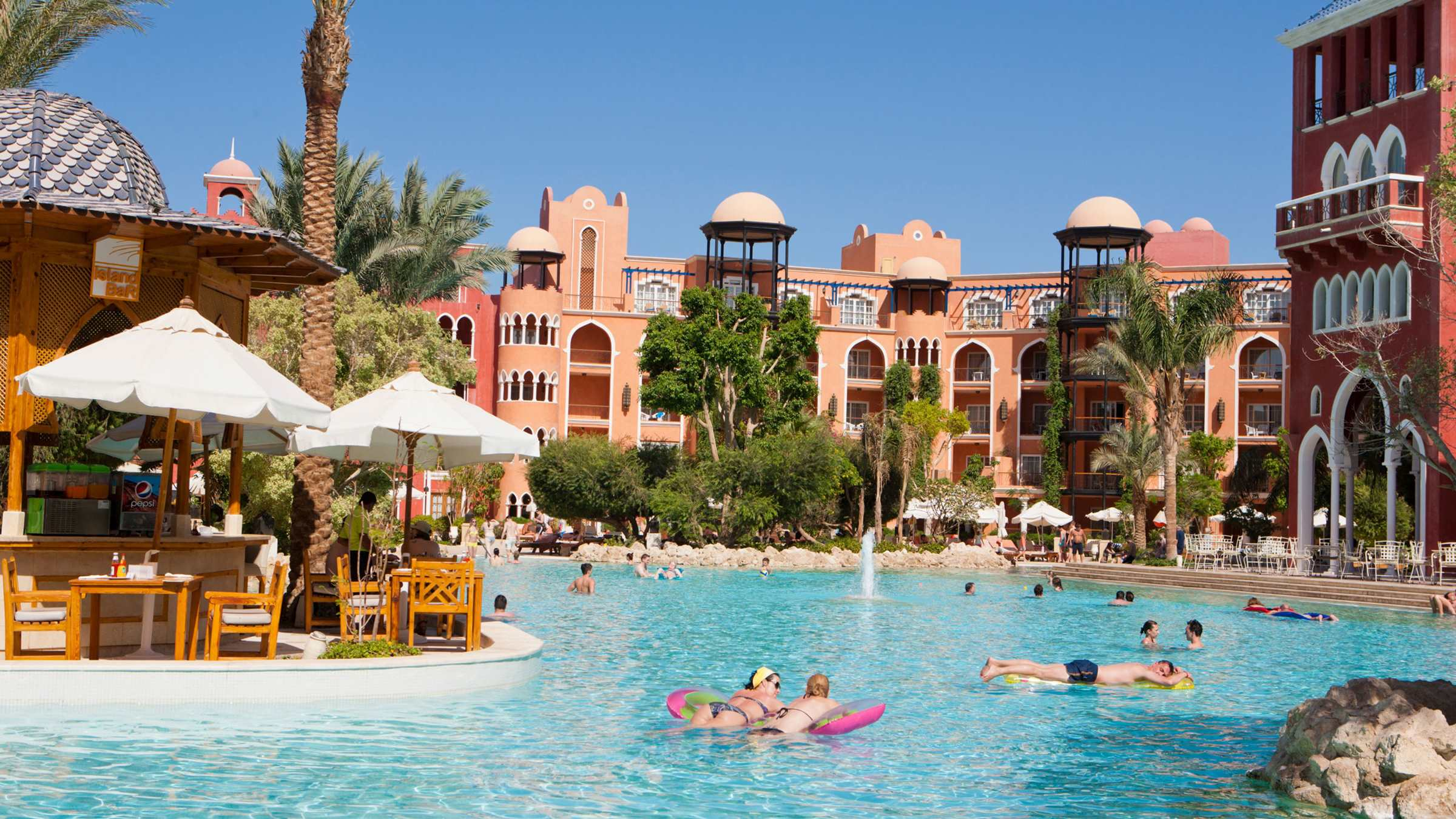 vacanță all inclusive în Hurghada