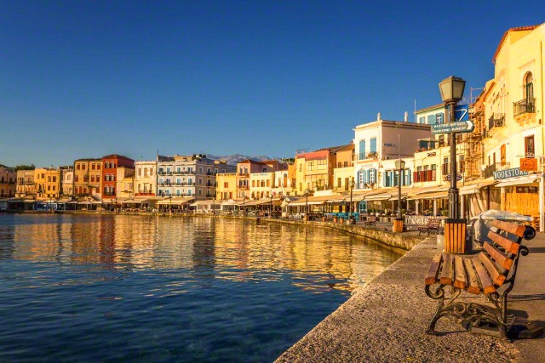 Chania Portul Venețian - atracții din Chania, Grecia2