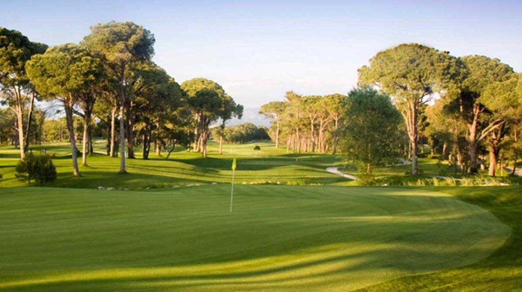 golf in Antalya, Belek