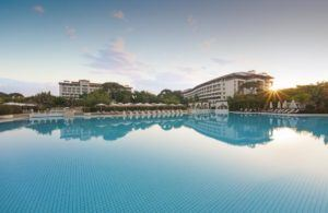 Hotel recomandat pentru sejur All Inclusive în Antalya, Turcia: Ela Quality Resort1