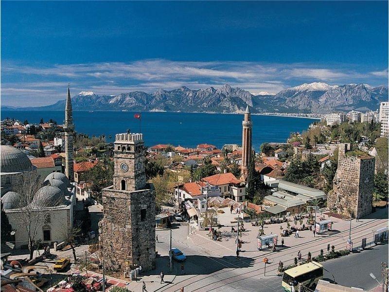 Lara Kundu, Antalya