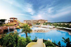 Hotel recomandat pentru un sejur All Inclusive în Antalya, Turcia: Regnum Carya Golf & SPA 1