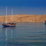 Excursie la insula Tiran