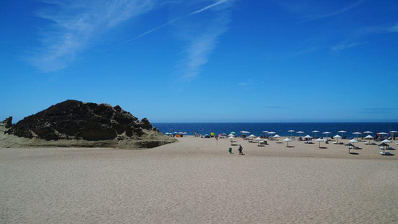 Plaja Sesimbra, Portugalia