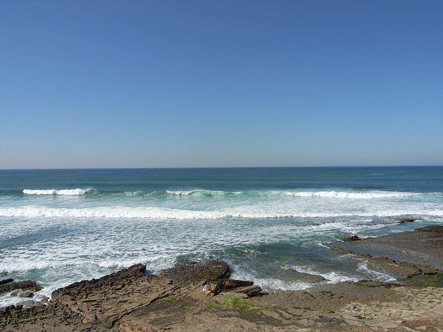 Plaja Ericeira, Portugalia