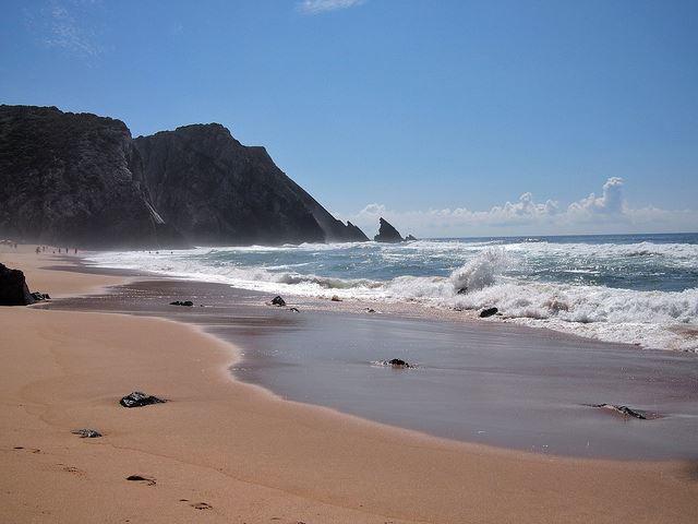 Plaja Adraga, Portugalia