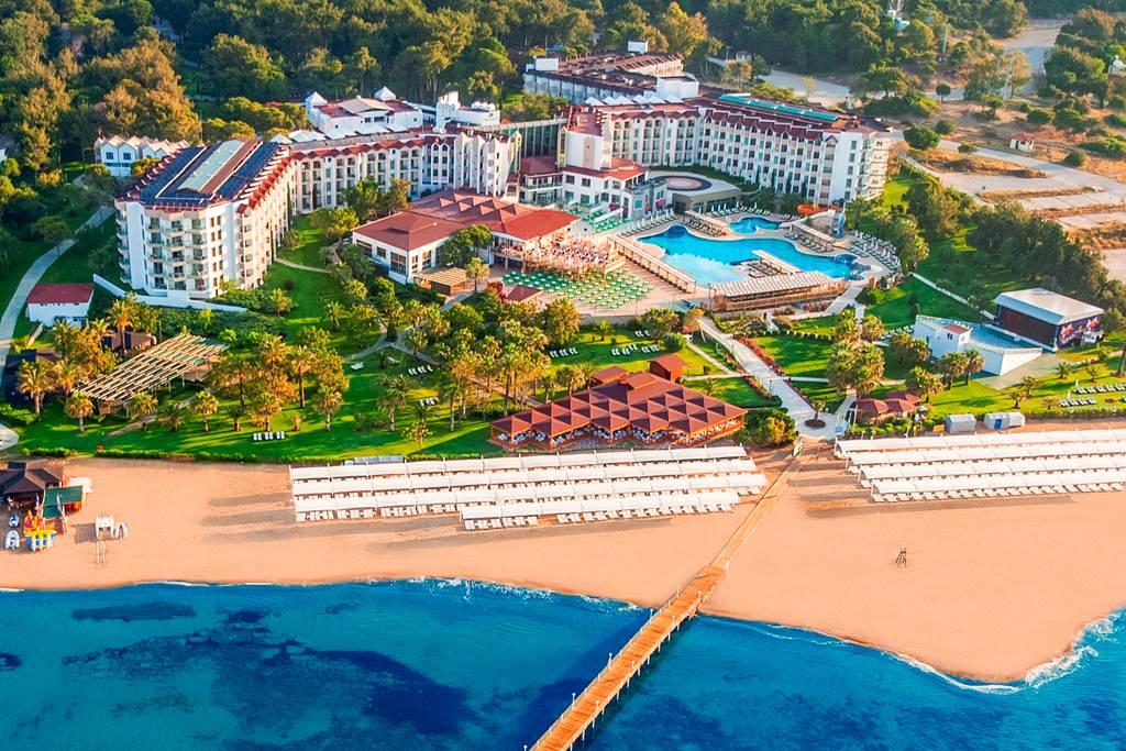 Arcanus Hotel, Side, Antalya, statiuni sejur Antalya2