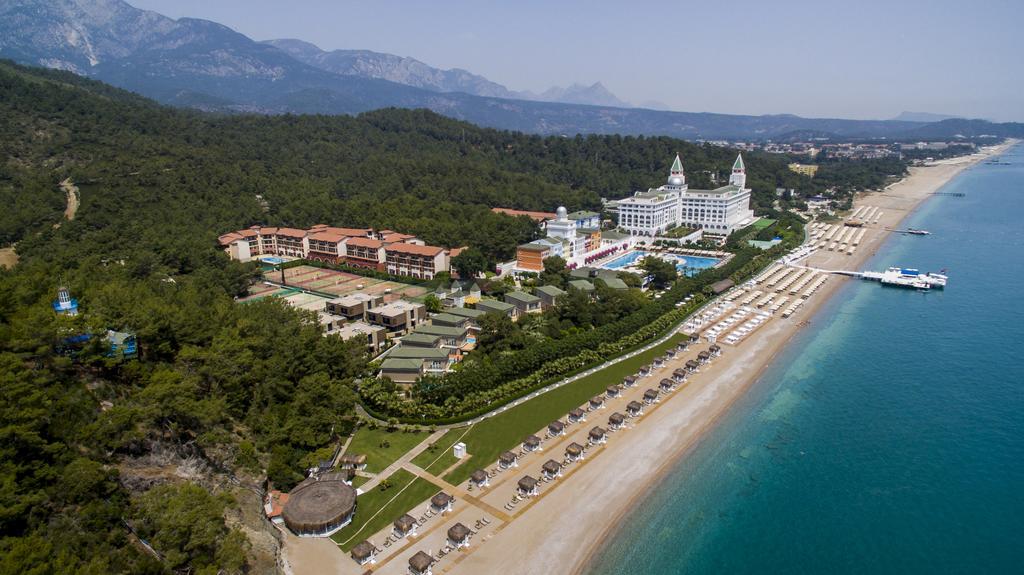 Hotel recomandat pentru sejur All Inclusive în Antalya, Turcia: Amara Dolce Vita578