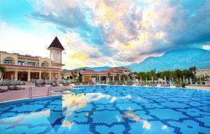 Hotel recomandat pentru sejur All Inclusive în Antalya, Turcia: Gural Premier Tekirova1