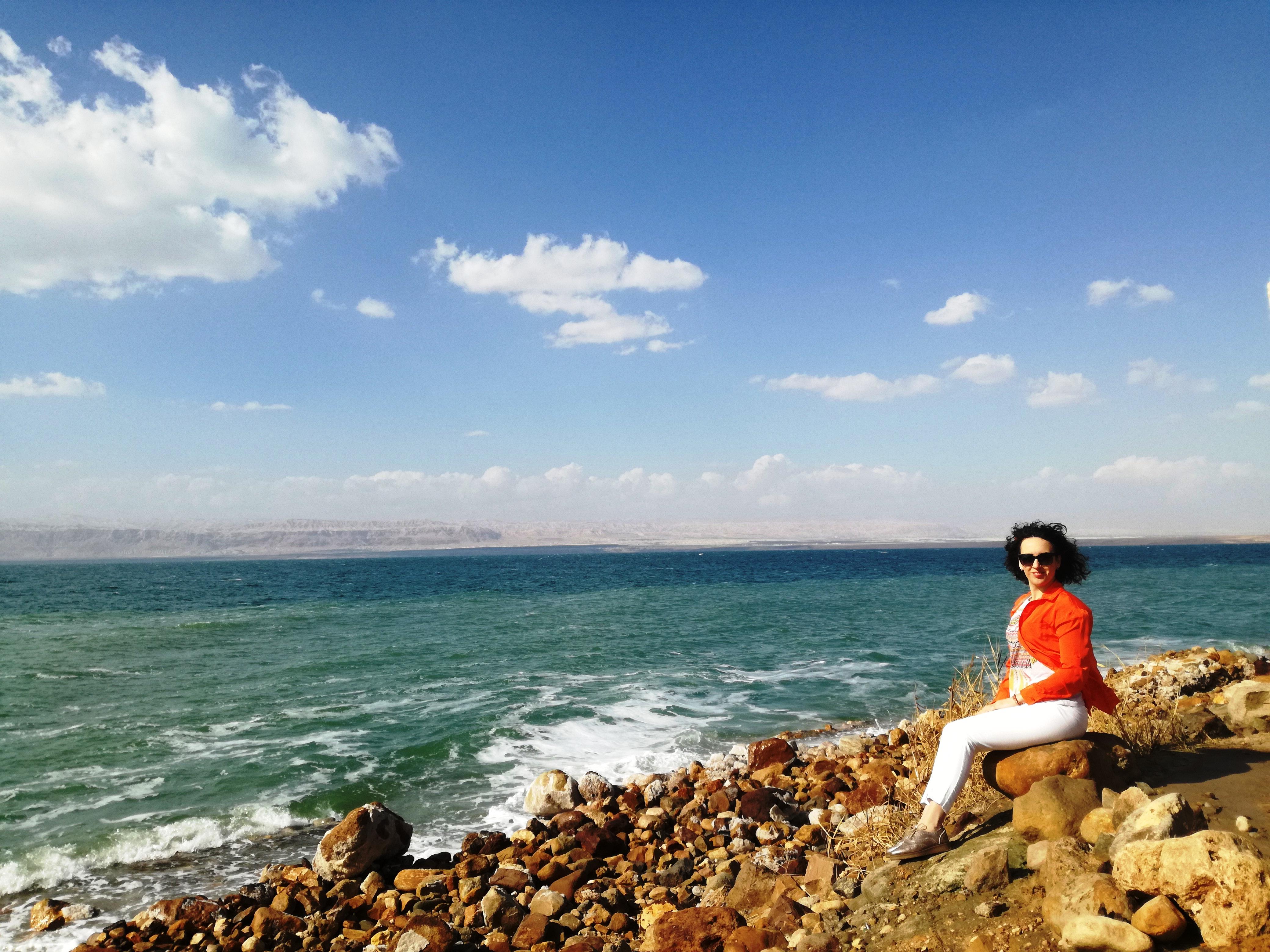 Vedere spre Marea Moartă