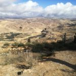 Muntele Nebo şi localitatea Madaba