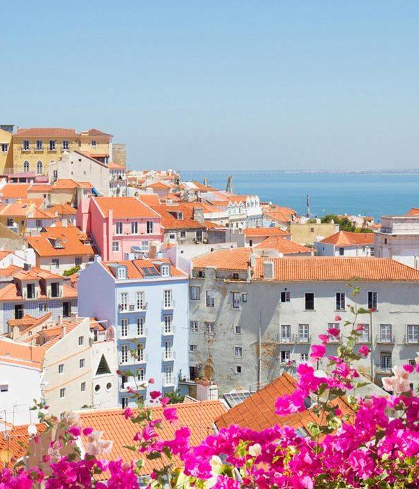 Portugalia Lisabona city break ANCAPAVEL
