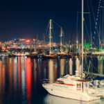 Portul din Bodrum