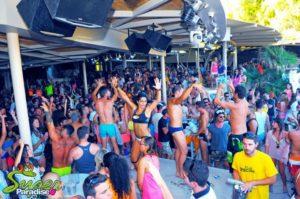 sejur Mykonos, Grecia, club Super Paradise3
