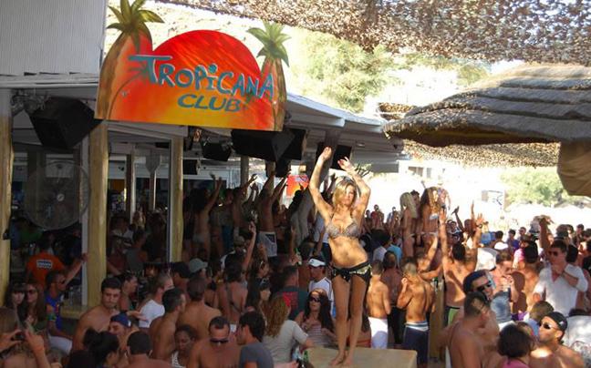 sejur Mykonos, Grecia, club Tropicana Beach