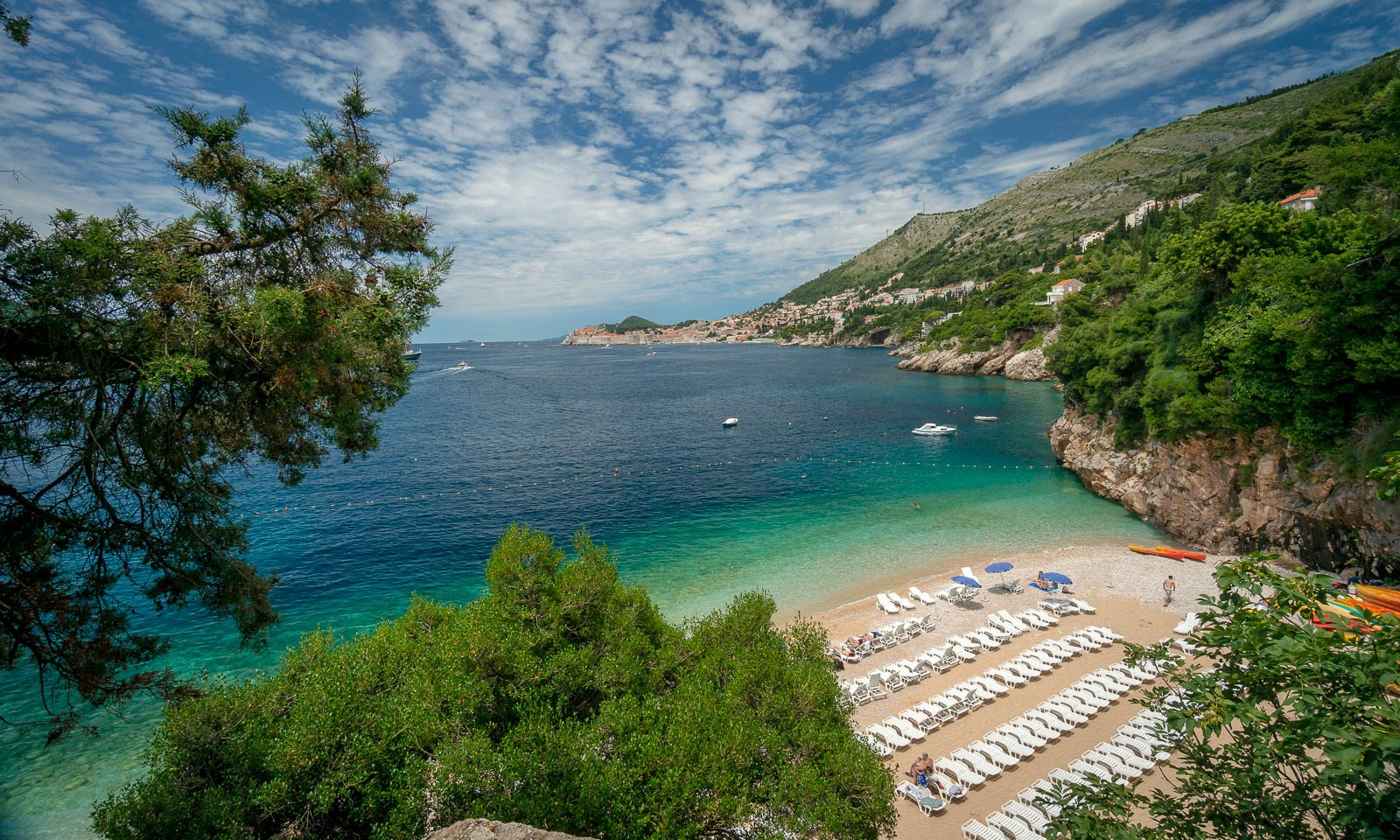 Plaja Sveti Jacov, Dubrovnik, Croatia