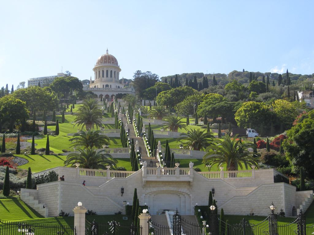 Gradinile Bahai, circuit - excursie Israel