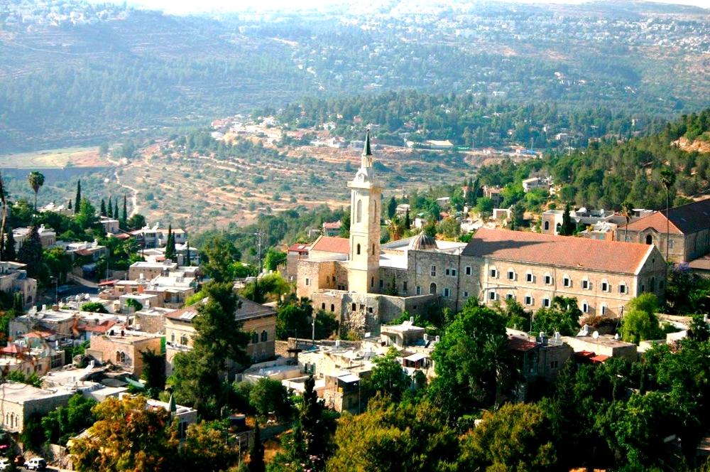 Biserica Sf. Ioan Botezatorul - Ein Karem