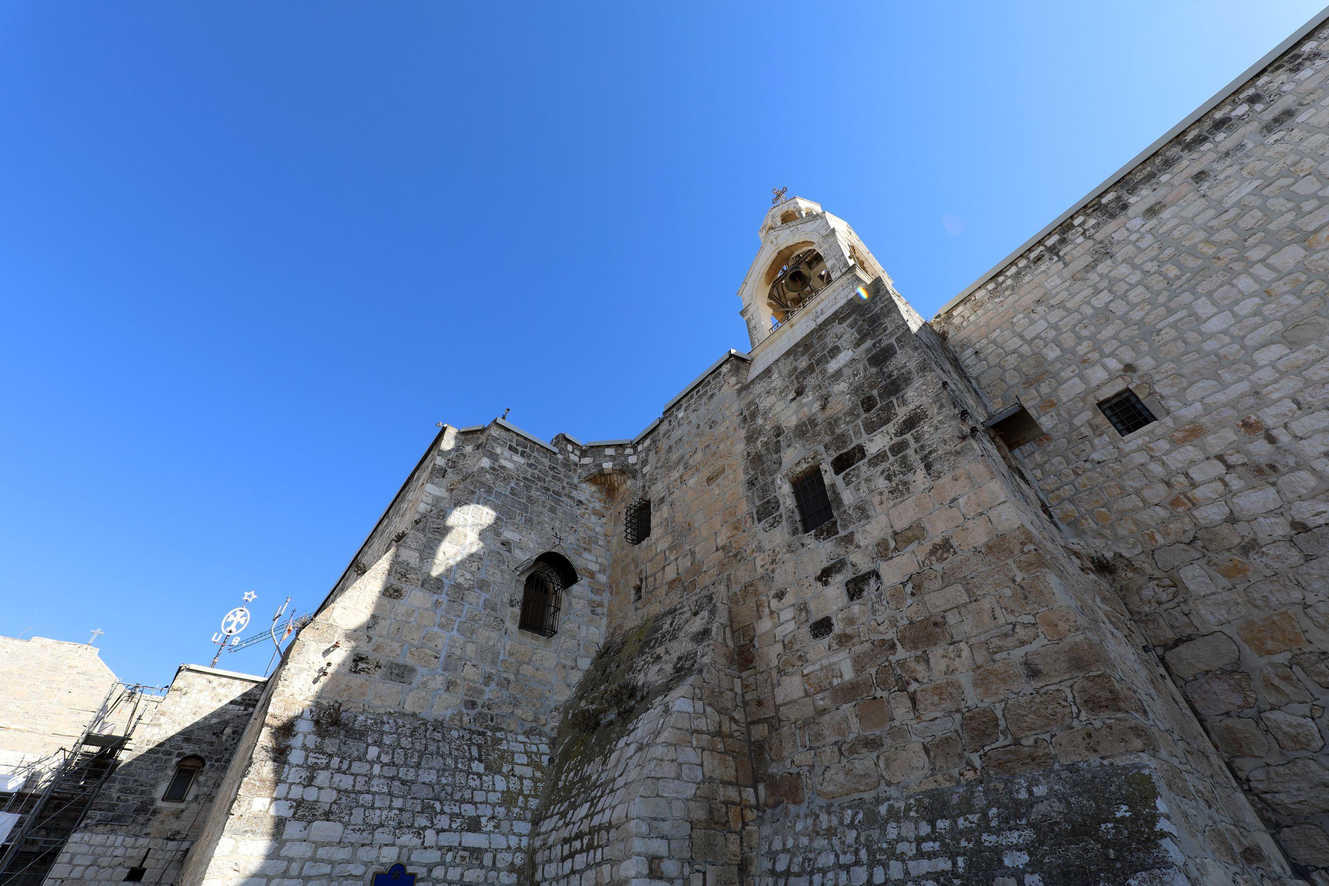 """Biserica """"Nasterea Domnului"""", Bethleem, pelerinaj Israel"""