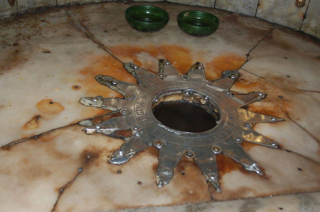 Locul Nasterii Domnului Iisus Hristos, pelerinaj Israel