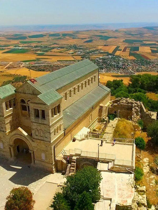 Circuit Israel, Biserica Schimbarea la Fata