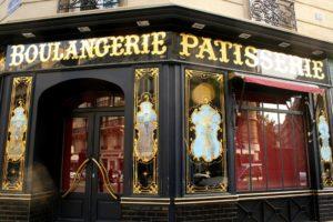 Boulangerie, patiserie în Paris