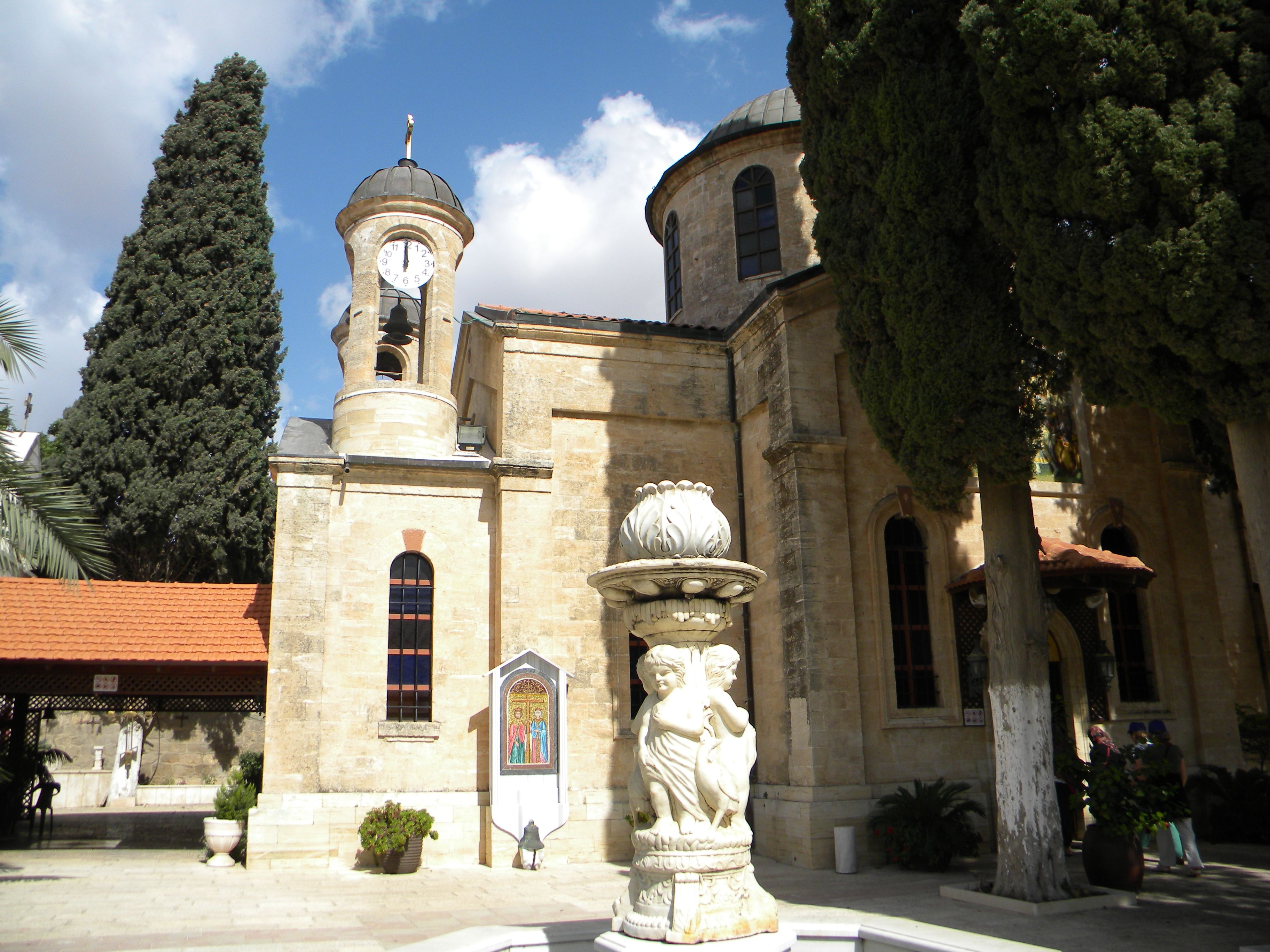 Cana Galileii, Israel