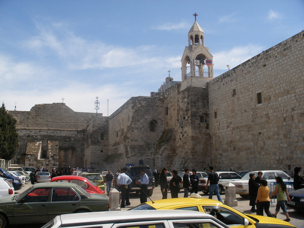 Biserica Nașterii Domnului, Bethleem, pelerinaj Israel