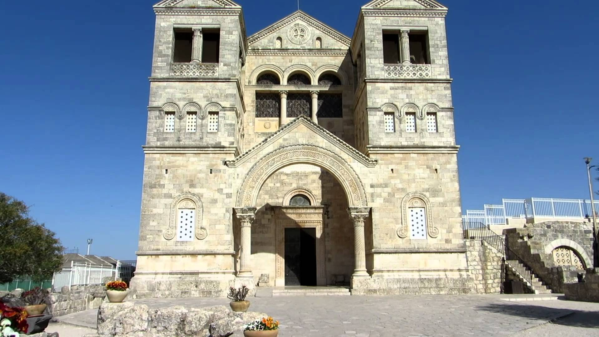 """Biserica Ortodoxă """"Schimbarea la față"""", pelerinjaj Israel"""