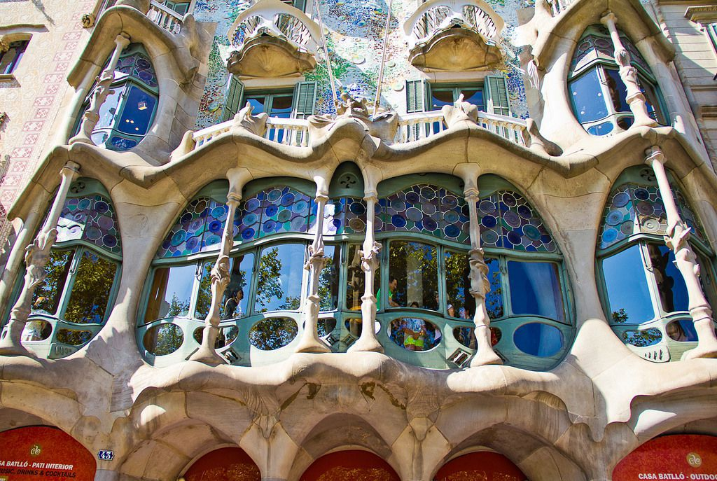 Gaudi, Barcelona - obiective turistice 2019