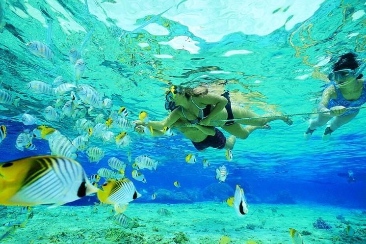 Croaziere MSC 2019 - Plaja Flic en Flac, Mauritius