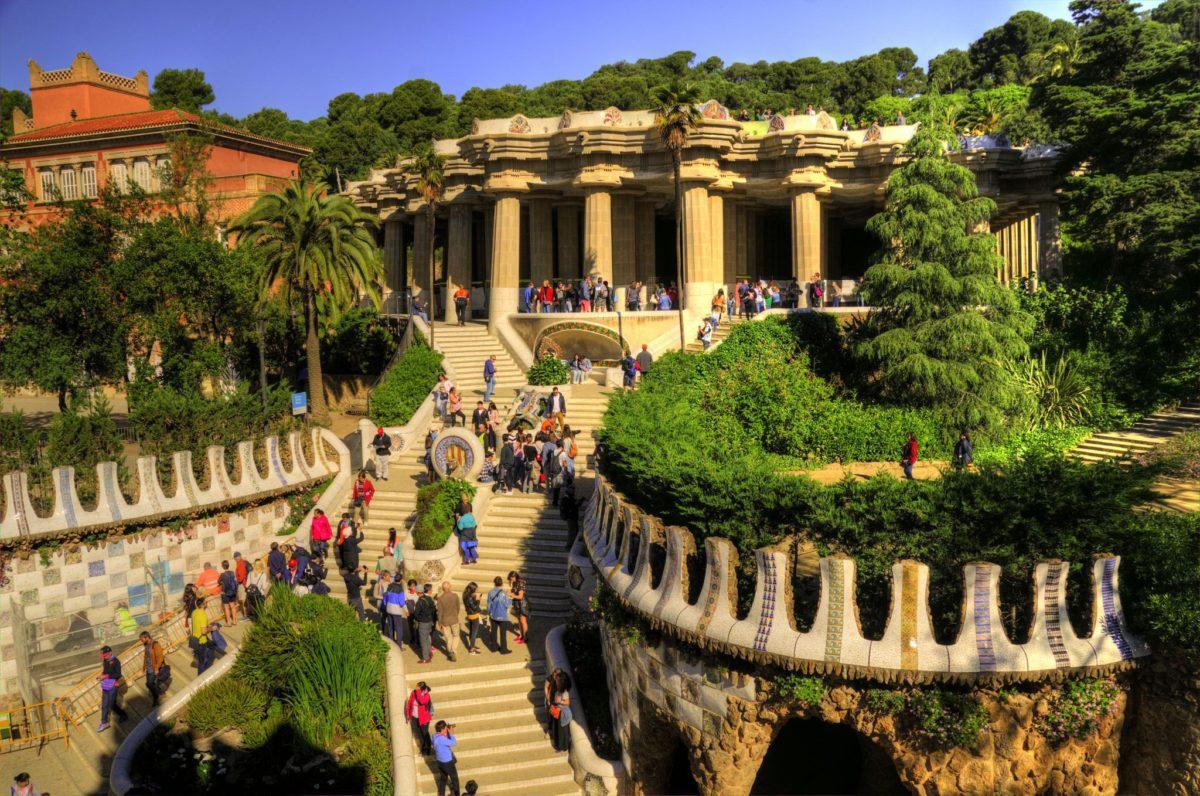 Obiective turistice din Barcelona 2019