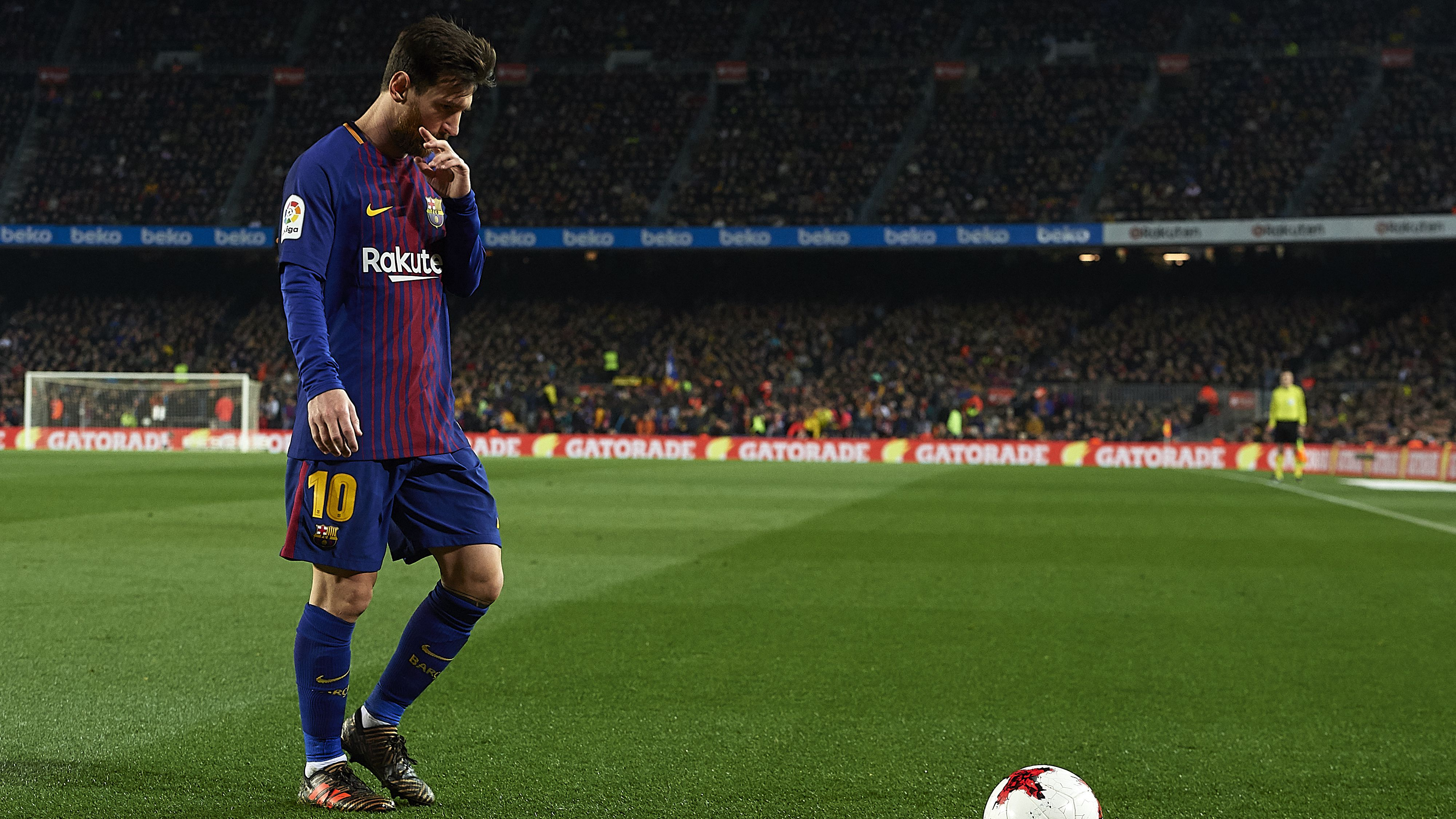 Messi pe Nou Camp, Barcelona - obiective turistice 2019