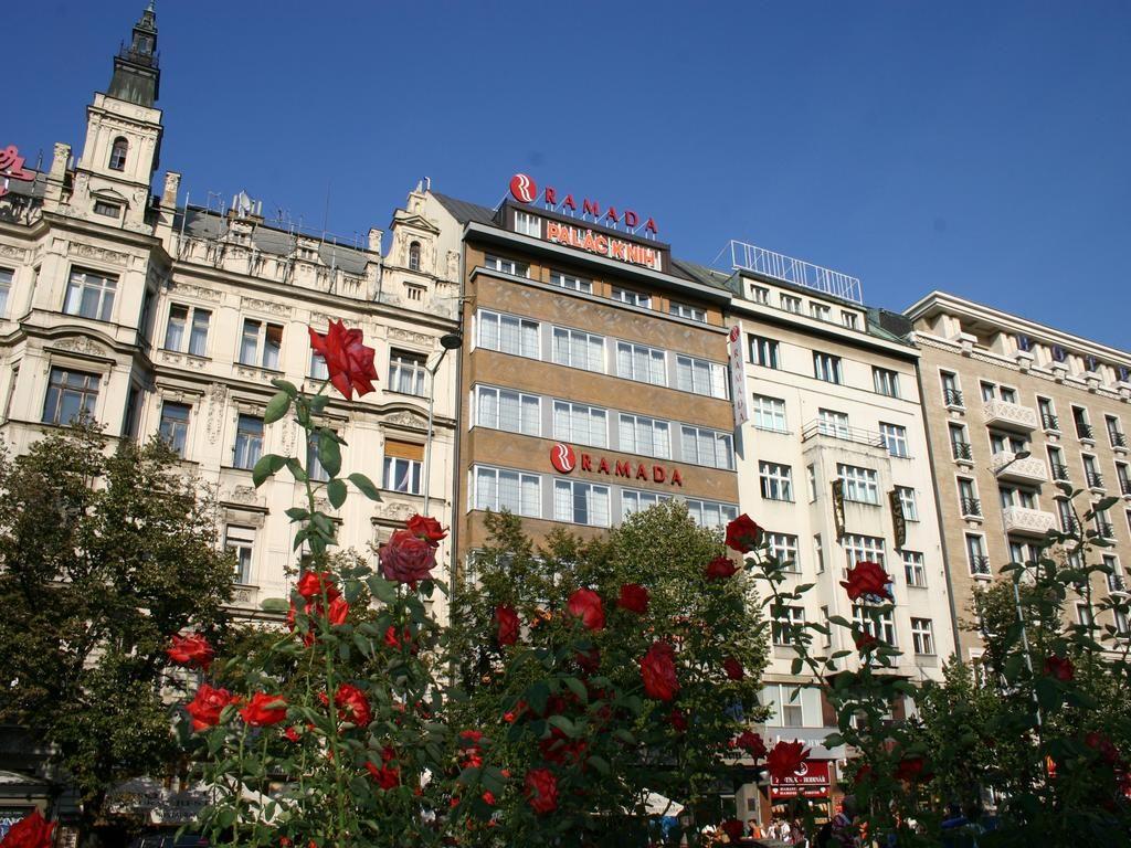 Ramada City Centre 4*, Praga; foto: @booking.com