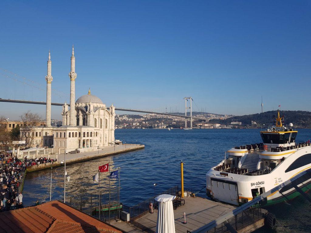 Istanbul - vacanţele turiştilor mei city break Istanbul