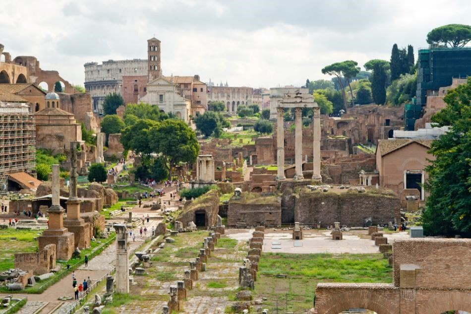obiective turistice din Roma