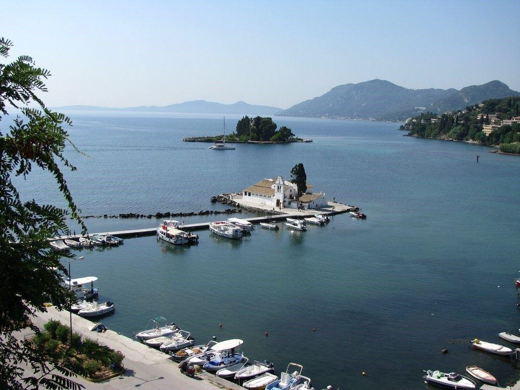 vacanță în Corfu