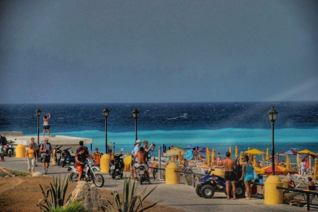 Vacanță în Rodos