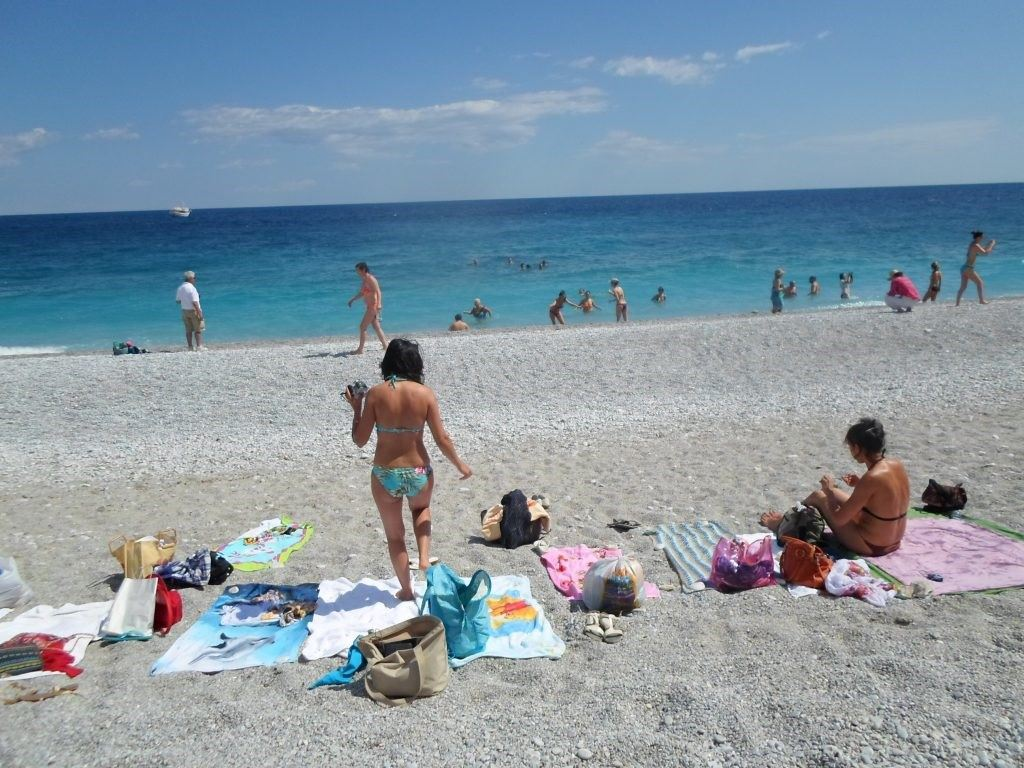plaja Skiathos, Grecia