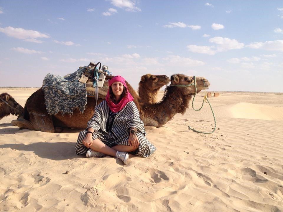 Excursie în Sahara. Vacanță în Tunisia