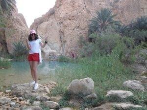 excursia în deșertul Sahara. Vacanța mea în Tunisia